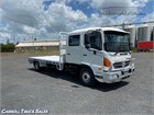 2010 Hino FD Table / Tray Top