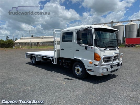 2010 Hino FD - Trucks for Sale