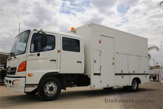 2003 Hino 300 Series 616  - Trucks for Sale