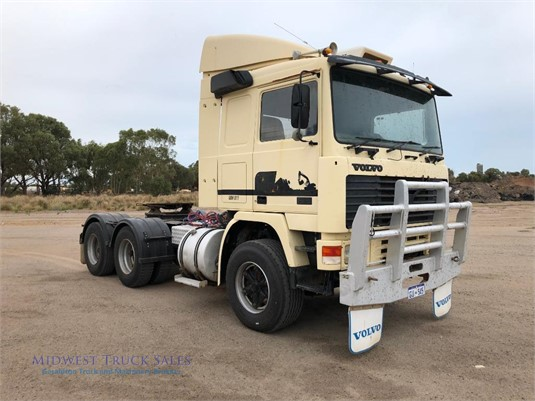 1990 Volvo F12 Midwest Truck Sales - Trucks for Sale