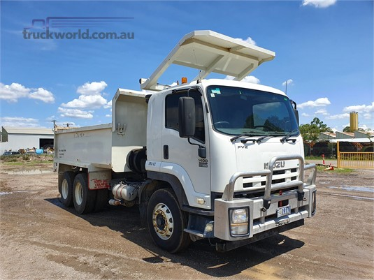 2013 Isuzu FVZ - Trucks for Sale