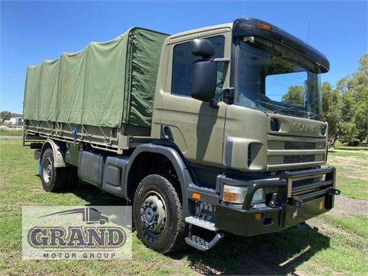 2002 Scania P114 Grand Motor Group - Trucks for Sale