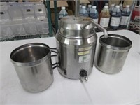 Server FSP Pump Topping Dispenser w/(3) Inserts