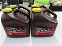 (4) Hershey's 2.6L Chocolate Syrup