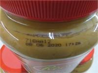 (3) Reese 2.04KG Peanut Butter Sauce