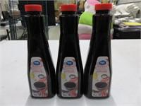 (3) Great Value 500ml Art. Vanilla Extract