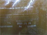 (5) Richardson 1L Caramel Hot Fudge Topping