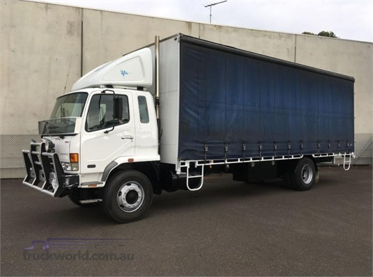 2007 Mitsubishi Fuso FIGHTER FM10.0 - Trucks for Sale