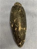 "Stone net weight, approx. 3"" long            (P 1)"