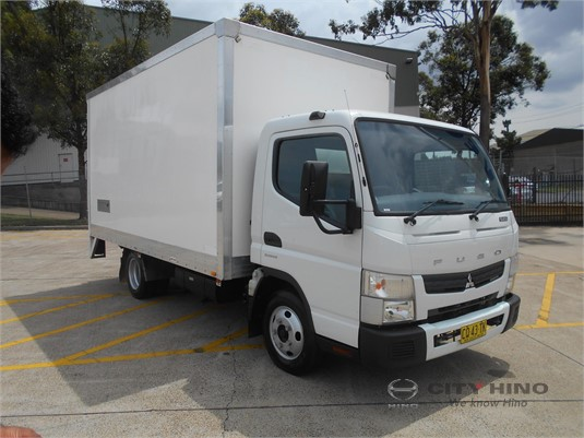 2016 Mitsubishi Canter City Hino - Trucks for Sale