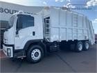 Isuzu FVY 1400 Auto 6x4|Garbage Compactors|Waste Disposal