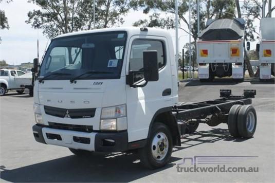 2014 Mitsubishi Canter 615 North East Isuzu - Trucks for Sale