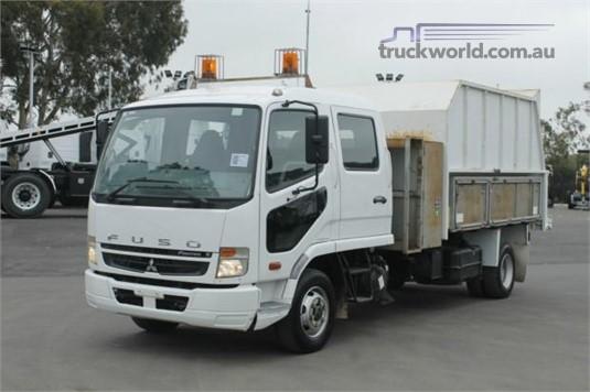 2008 Mitsubishi Fighter 1024 North East Isuzu - Trucks for Sale