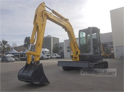 NEW|HOLLAND E50 2SR  used