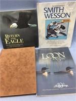 Lot of 4 books, regarding misc. subjects      (3)