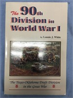 Lot of 2 books, gun owners book, the 90th division