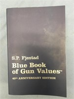 40th anniversary edition blue book of gun values e