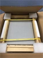 Wood framed Beehive, in original box           (L