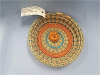 Face of the Blue Moon basket made from Loblolly pi
