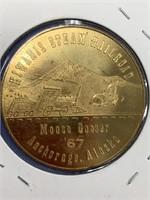 1967 Anchorage Kiwanis club coin          (33)