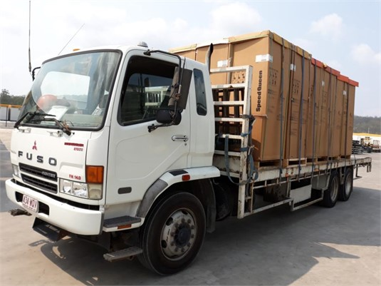 2007 Mitsubishi Fuso FIGHTER 14 - Trucks for Sale