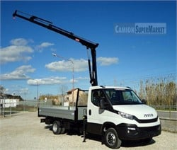IVECO DAILY 35C15  new