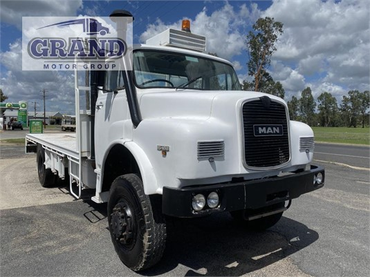 1983 MAN 15.168 Grand Motor Group - Trucks for Sale