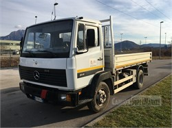 MERCEDES-BENZ 814  used