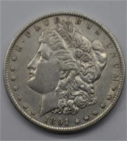 ONLINE US COIN & CURRENCY AUCTION