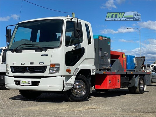 2015 Fuso Fighter 1024 National Truck Wholesalers Pty Ltd  - Trucks for Sale