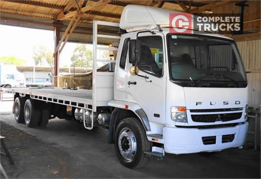 2010 Fuso Fighter 14 Complete Equipment Sales Pty Ltd - Trucks for Sale