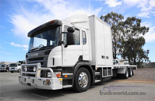 2008 Scania P310 - Trucks for Sale