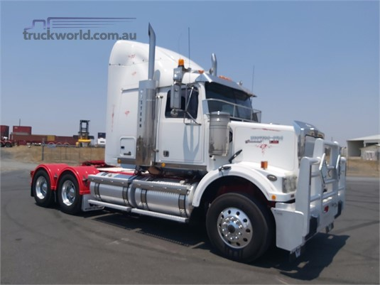 2011 Western Star 4864FXB - Trucks for Sale