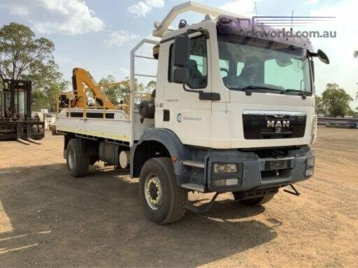 2010 MAN TGM - Trucks for Sale