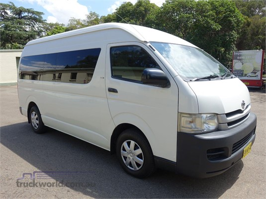 2008 Toyota Hiace - Light Commercial for Sale
