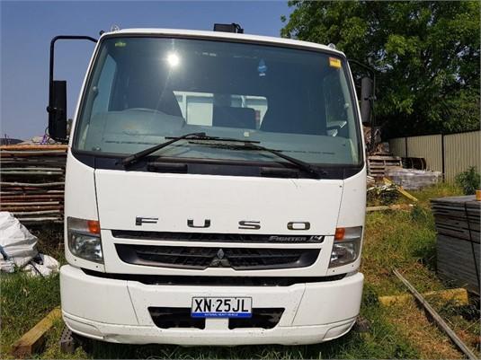 2010 Mitsubishi Fuso Fn64 - Trucks for Sale