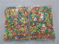 (2) Albanese 4.5lb Sour Gummi Poppers