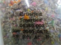 (3) 1.5KG Bags of Crushed Smarties