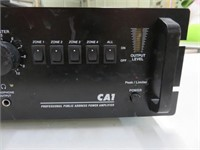 Yorkville Coliseum CA1 Public Address Power Amp