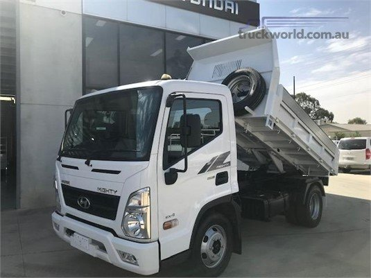 2017 Hyundai EX4 MIGHTY Adelaide Quality Trucks & AD Hyundai Commercial Vehicles - Trucks for Sale