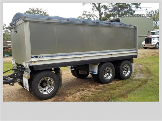 2012 Hercules other Steve Penfold Transport Pty Ltd - Trailers for Sale