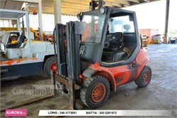 LINDE H40D  used