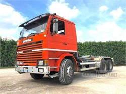 SCANIA R142  used