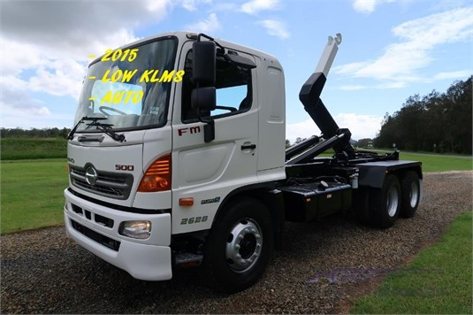 2015 Hino 500 Series 2628 FM - Trucks for Sale