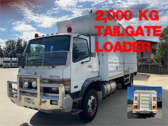 2000 Fuso FM - Trucks for Sale