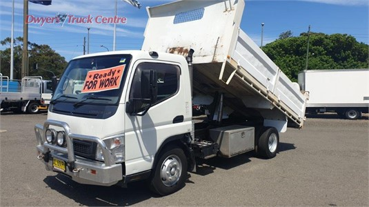 2006 Fuso Canter 4.0 Dwyers Truck Centre - Trucks for Sale