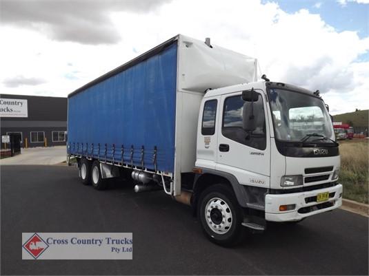 2007 Isuzu FVM1400 Cross Country Trucks Pty Ltd - Trucks for Sale