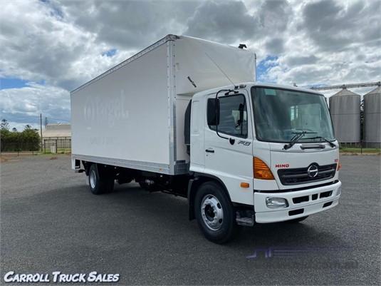 2006 Hino 500 Series 1527 FG Carroll Truck Sales Queensland - Trucks for Sale