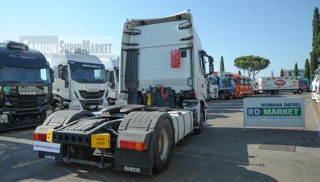 Iveco STRALIS 460 Usato 2016 Lazio