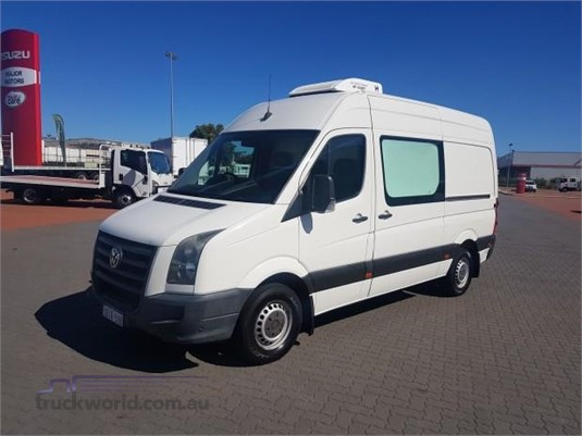2010 Volkswagen Crafter - Light Commercial for Sale